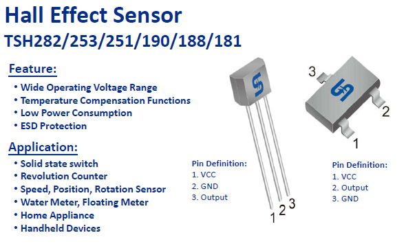 TSC - Hall Effect Sensor